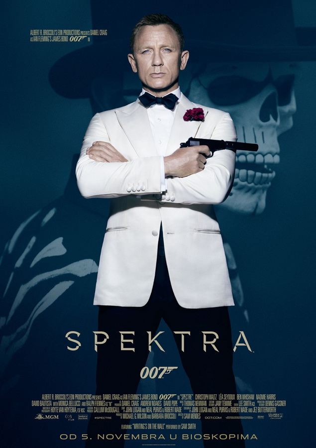 "Film ""Spektra"" (James Bond 007)"