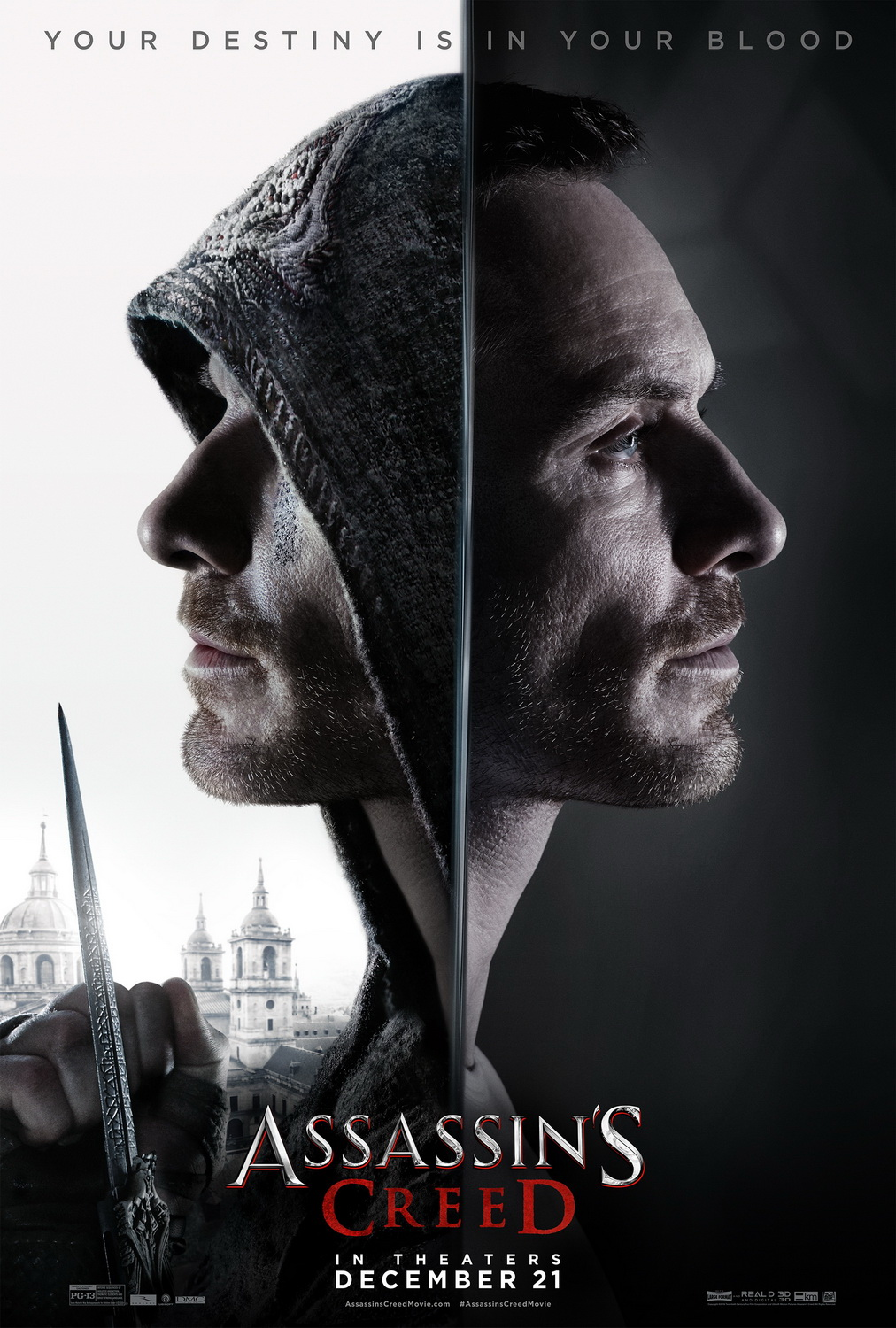 "Film ""Assassin's Creed"" 3D"