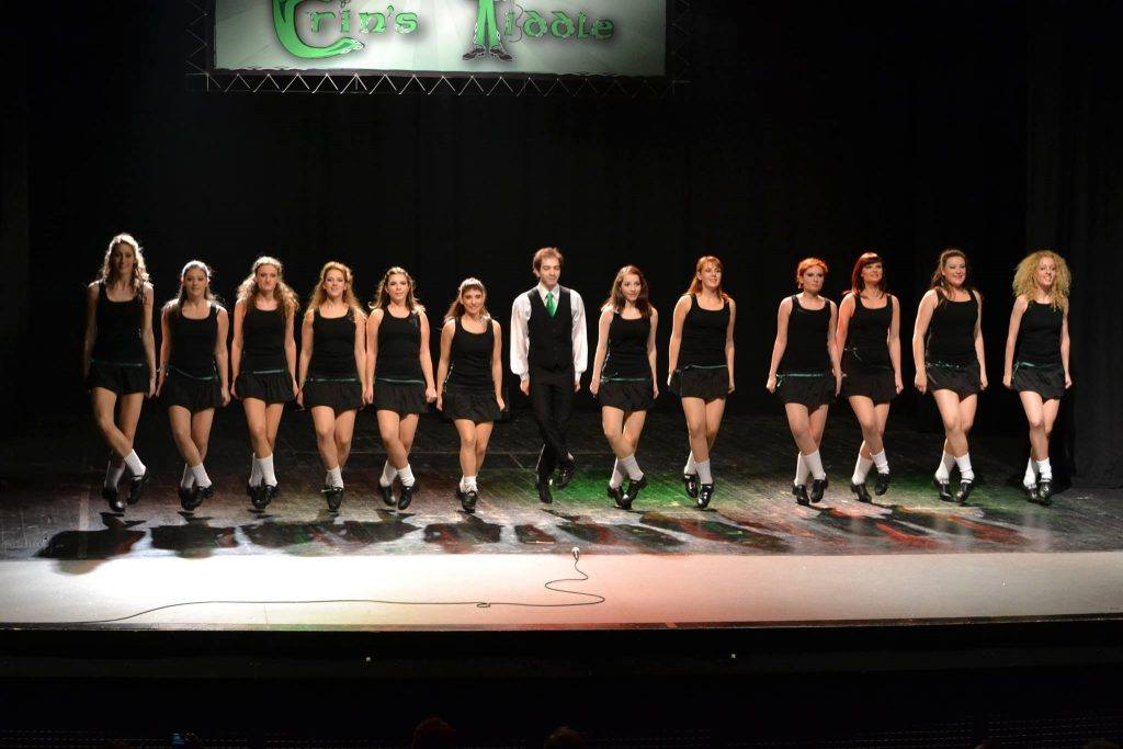 Koncert irskog plesa i muzike <br>Erin's Fiddle Irish Dancing Troupe