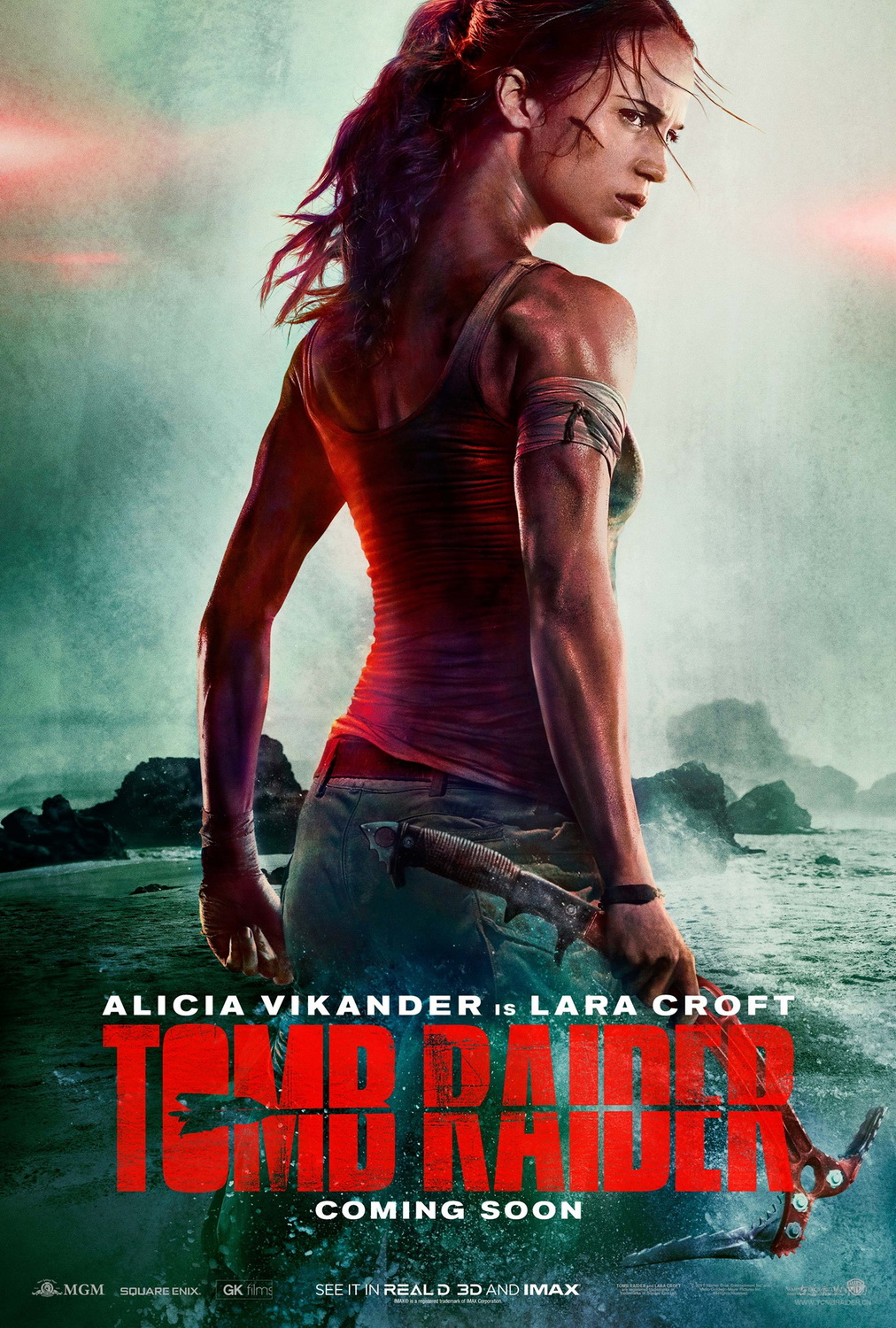 "Film ""Tomb Raider"" 3D"
